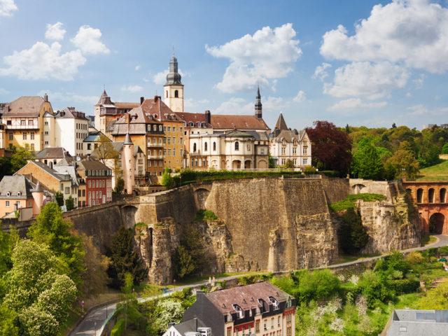4 Tages Fahrt nach Luxemburg