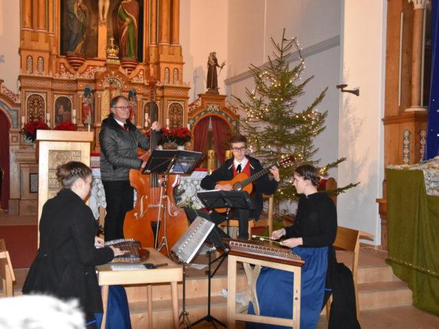 3. Wälder Weihnacht am Stephanstag