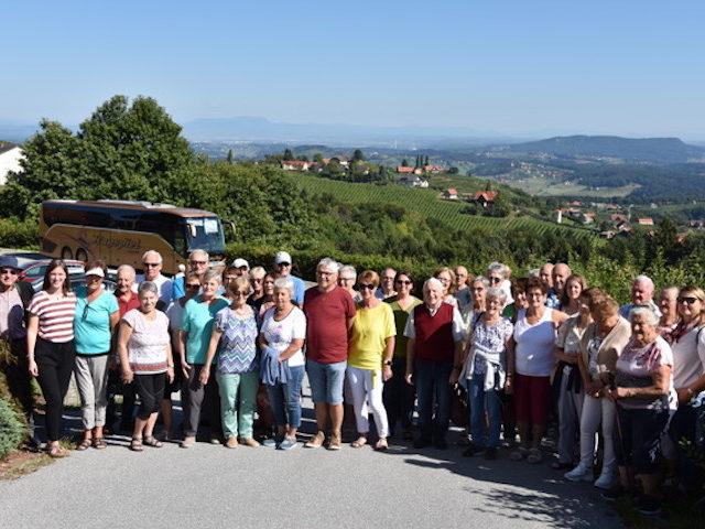 4 Tages Fahrt in die Steiermark
