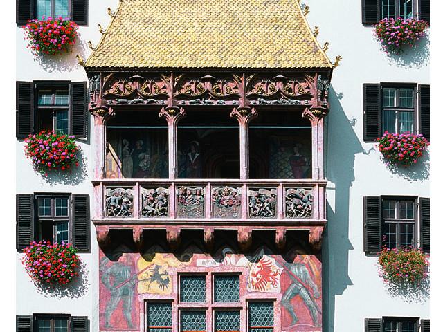 Tagesexkursion nach Innsbruck